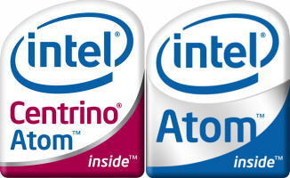Atom CPU Logo