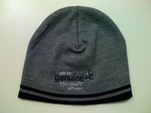 Лыжная шапочка Microsoft